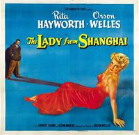 The Lady from Shanghai - 30 x 30 Movie Poster - Style A