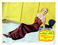 The Lady from Shanghai - 11 x 14 Movie Poster - Style C