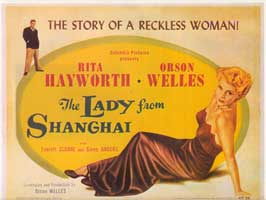 The Lady from Shanghai - 22 x 28 Movie Poster - Style A