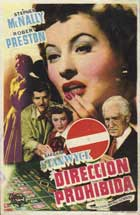 The Lady Gambles - 11 x 17 Movie Poster - Spanish Style A