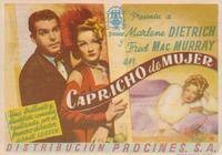 The Lady Is Willing - 22 x 28 Movie Poster - Spanish Style A