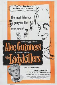 The Lady Killers - 43 x 62 Movie Poster - Bus Shelter Style A