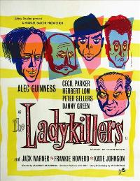 The Lady Killers - 27 x 40 Movie Poster - UK Style A