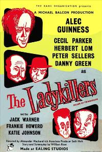 The Lady Killers - 43 x 62 Movie Poster - UK Style A