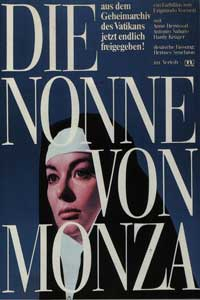 The Lady of Monza - 11 x 17 Movie Poster - German Style B