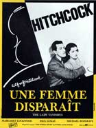 The Lady Vanishes - 11 x 17 Movie Poster - French Style A