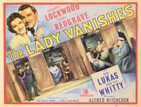 The Lady Vanishes - 11 x 14 Movie Poster - Style A