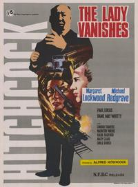 The Lady Vanishes - 11 x 17 Movie Poster - Style A