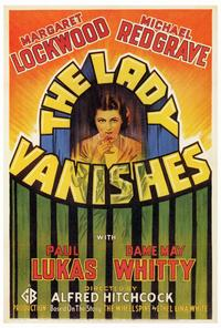 The Lady Vanishes - 27 x 40 Movie Poster - Style A