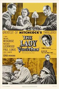 The Lady Vanishes - 27 x 40 Movie Poster - Style B