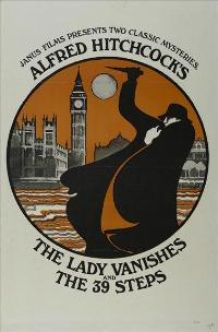 The Lady Vanishes - 11 x 17 Movie Poster - Style D