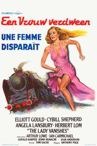 The Lady Vanishes - 11 x 17 Movie Poster - Belgian Style A