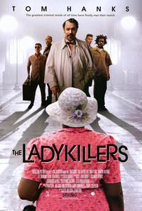 The Ladykillers - 11 x 17 Movie Poster - Style A