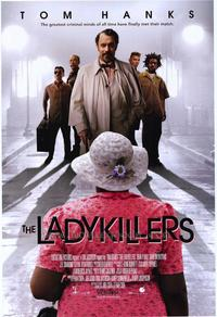 The Ladykillers - 43 x 62 Movie Poster - Bus Shelter Style A