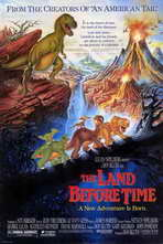 The Land Before Time - 11 x 17 Movie Poster - Style A