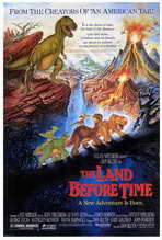 The Land Before Time - 27 x 40 Movie Poster - Style A