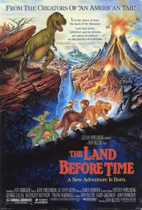 The Land Before Time - 43 x 62 Movie Poster - Bus Shelter Style A