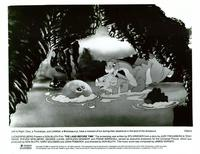 The Land Before Time - 8 x 10 B&W Photo #5