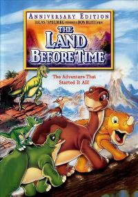 The Land Before Time - 27 x 40 Movie Poster - Style B