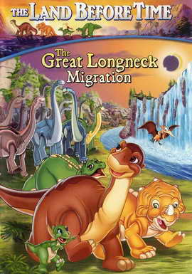 The Land Before Time X - 27 x 40 Movie Poster - Style A