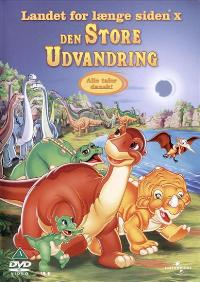 The Land Before Time X - 27 x 40 Movie Poster - Danish Style A
