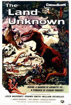 The Land Unknown - 11 x 17 Movie Poster - Style A