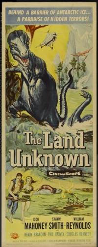 The Land Unknown - 14 x 36 Movie Poster - Insert Style A