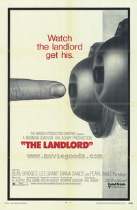 The Landlord - 27 x 40 Movie Poster - Style A