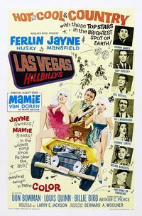 The Las Vegas Hillbillys - 11 x 17 Movie Poster - Style A