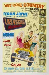 The Las Vegas Hillbillys - 27 x 40 Movie Poster - Style A