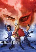 The Last Airbender - 11 x 17 Movie Poster - Style E