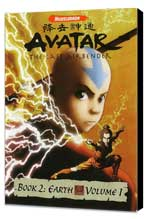 The Last Airbender - 11 x 17 TV Poster - UK Style A - Museum Wrapped Canvas