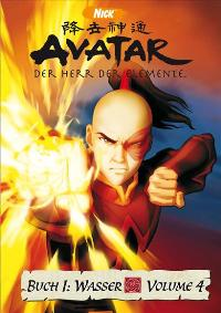The Last Airbender - 11 x 17 Movie Poster - German Style A