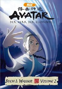 The Last Airbender - 27 x 40 Movie Poster - German Style B