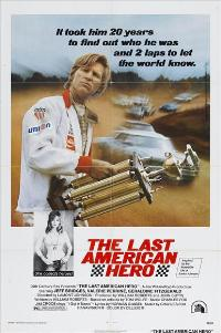 The Last American Hero - 27 x 40 Movie Poster - Style B