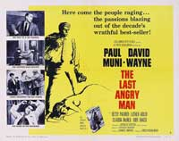 The Last Angry Man - 30 x 40 Movie Poster - Style A