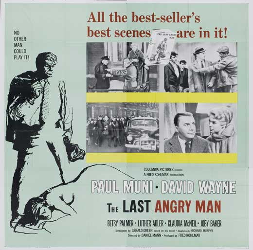 The Last Angry Man movie