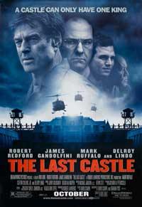 The Last Castle - 27 x 40 Movie Poster - Style C