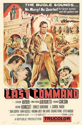 The Last Command - 11 x 17 Movie Poster - Style A