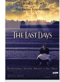 The Last Days - 27 x 40 Movie Poster - Style A