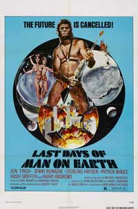 The Last Days of Man on Earth - 11 x 17 Movie Poster - Style A