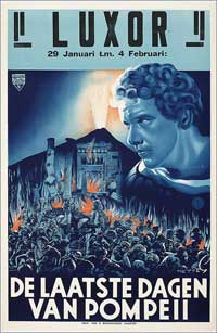 The Last Days of Pompeii - 11 x 17 Movie Poster - Style C
