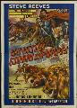 The Last Days of Pompeii - 27 x 40 Movie Poster - Italian Style A