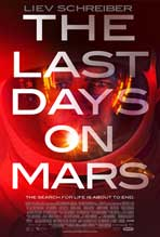 The Last Days on Mars - 27 x 40 Movie Poster - Style A