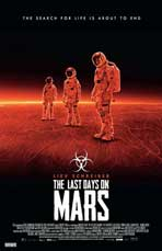 The Last Days on Mars - 11 x 17 Movie Poster - Canadian Style A - in Deluxe Wood Frame