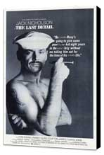 The Last Detail - 27 x 40 Movie Poster - Style B - Museum Wrapped Canvas