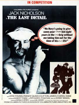 The Last Detail - 11 x 17 Movie Poster - Style D