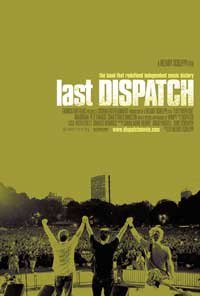 The Last Dispatch - 11 x 17 Movie Poster - Style A