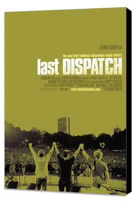 The Last Dispatch - 11 x 17 Movie Poster - Style A - Museum Wrapped Canvas