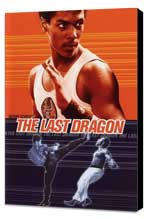 The Last Dragon - 11 x 17 Movie Poster - Style C - Museum Wrapped Canvas
